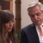 """El Presidente Fernández anunció que Gabriela Cerruti está """"a cargo de la Unidad de Comunicación de Gestión Presidencial"""""""