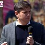 El Gobernador Kicillof anunció viajes de egresados gratis para 220 mil jóvenes bonaerenses