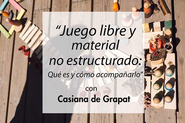 juego libre Grapat