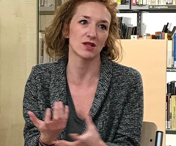 Anna Juan · Antropóloga y especialista en Literatura Infantil
