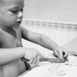 la autonomía del niño desde el enfoque Montessori