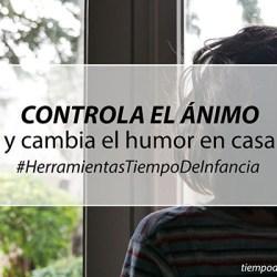 Controla el ánimo y cambia el humor en casa