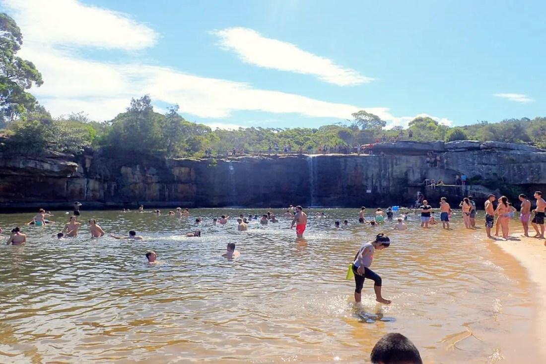 Wattamolla Beach Australia Playas