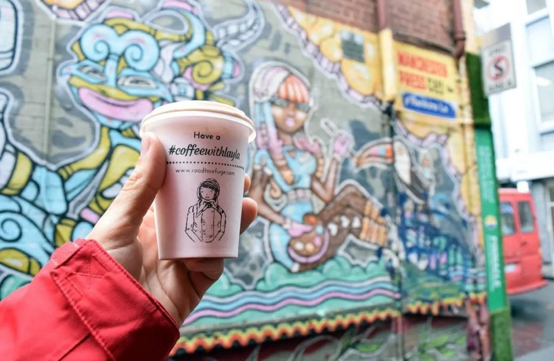 Street Art, Brother Baba Budan, Que ver en Melbourne, Victoria, Australia
