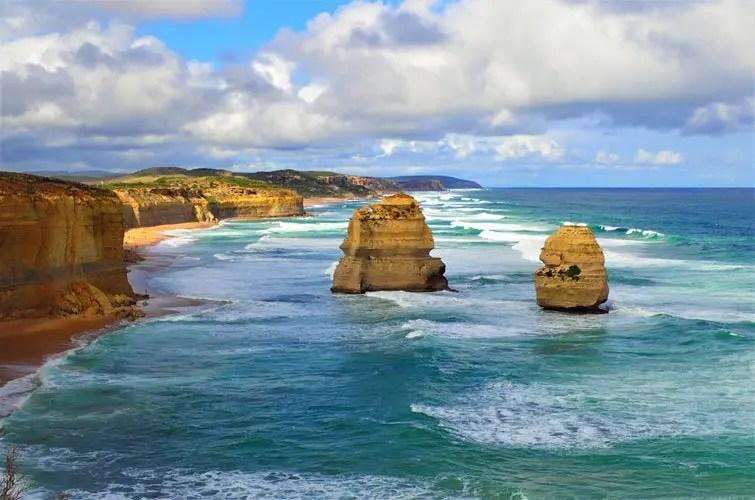 Doce Apostoles Great Ocean Road Viajar a Australia