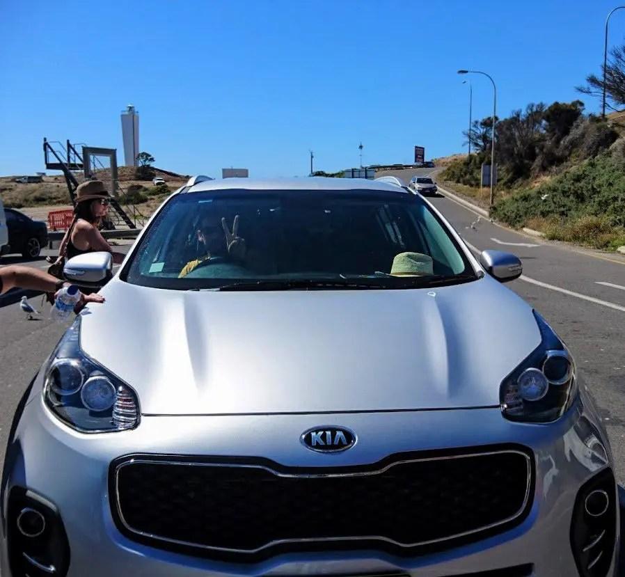 Recorrer en coche Kangaroo Island, South Australia