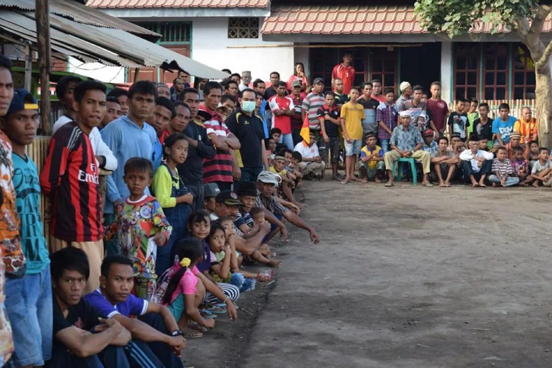 Futbol en Sumbawa, Indonesia, Sudeste Asiatico @tiempodexplorar 2016