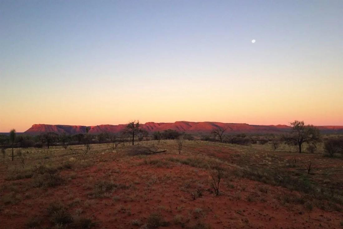 Excursión Kings Canyon Australia