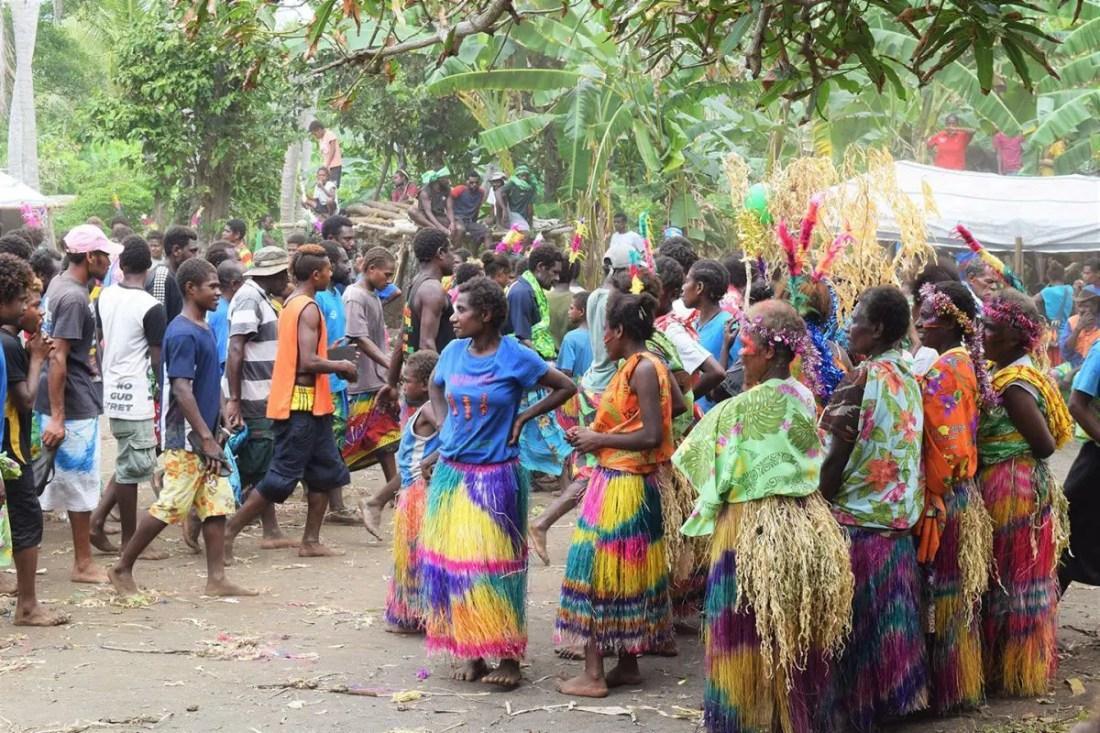 Festival de la Circuncision, Isla de Tanna, Vanuatu
