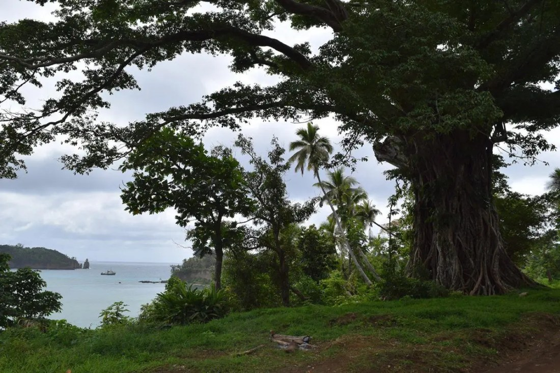 Port Resolution, Isla de Tanna, Vanuatu