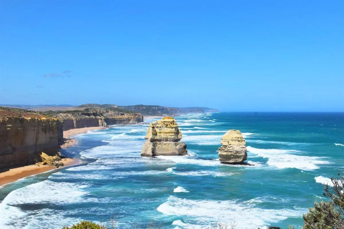 Doce Apóstoles. Iconos de Australia