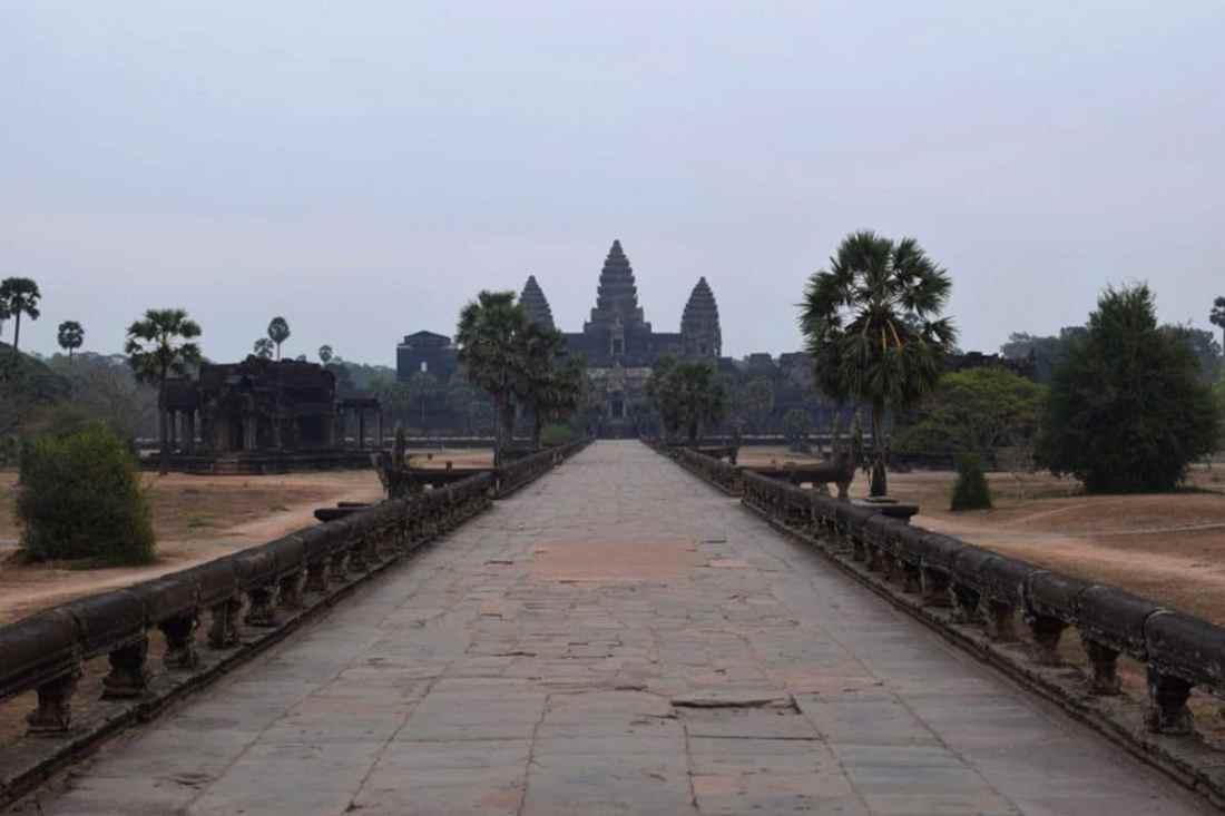 Angkor Wat Templo
