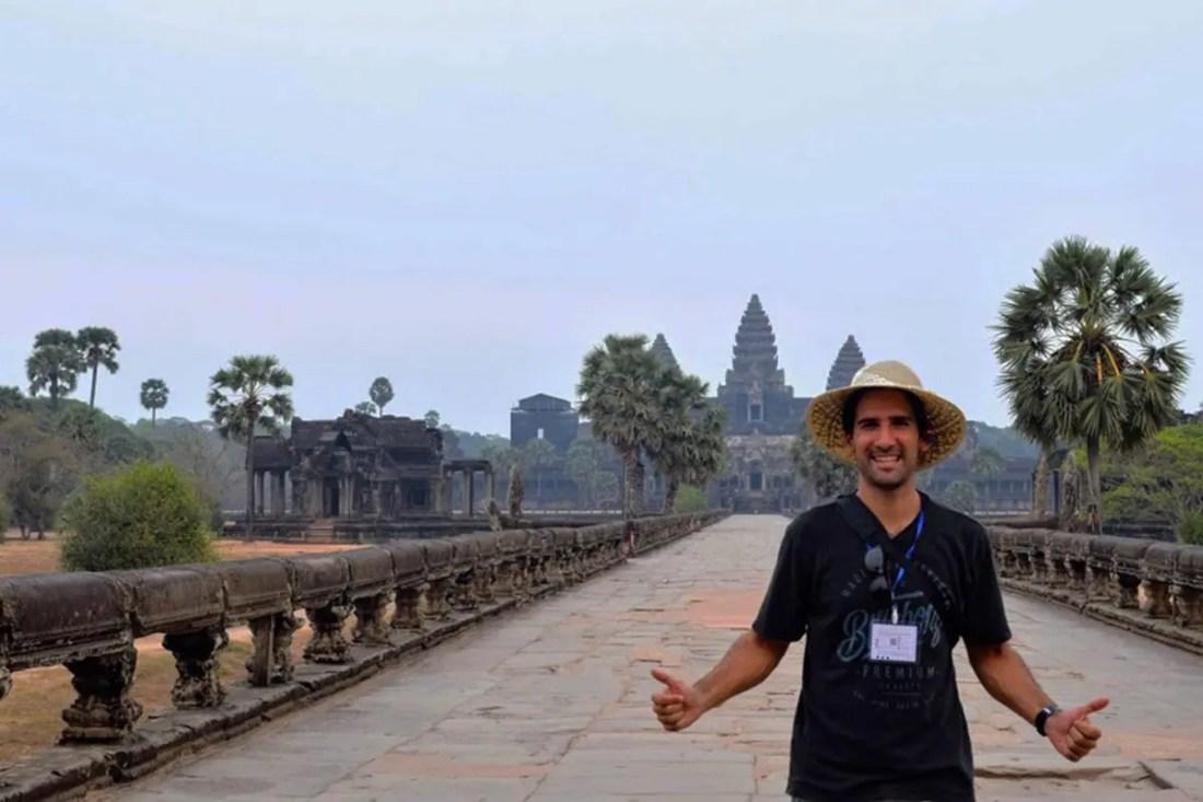 Entrada Angkor Wat