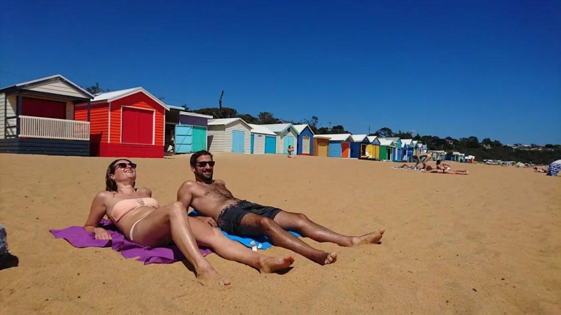 Mount Martha Beach Victoria Playas de Australia
