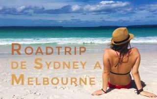 De Sydney a Melbourne Hyams Beach Jervis Bay NSW Australia
