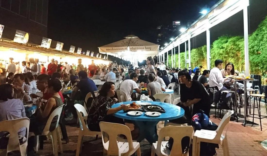 Street Food, Hawkers, Singapur
