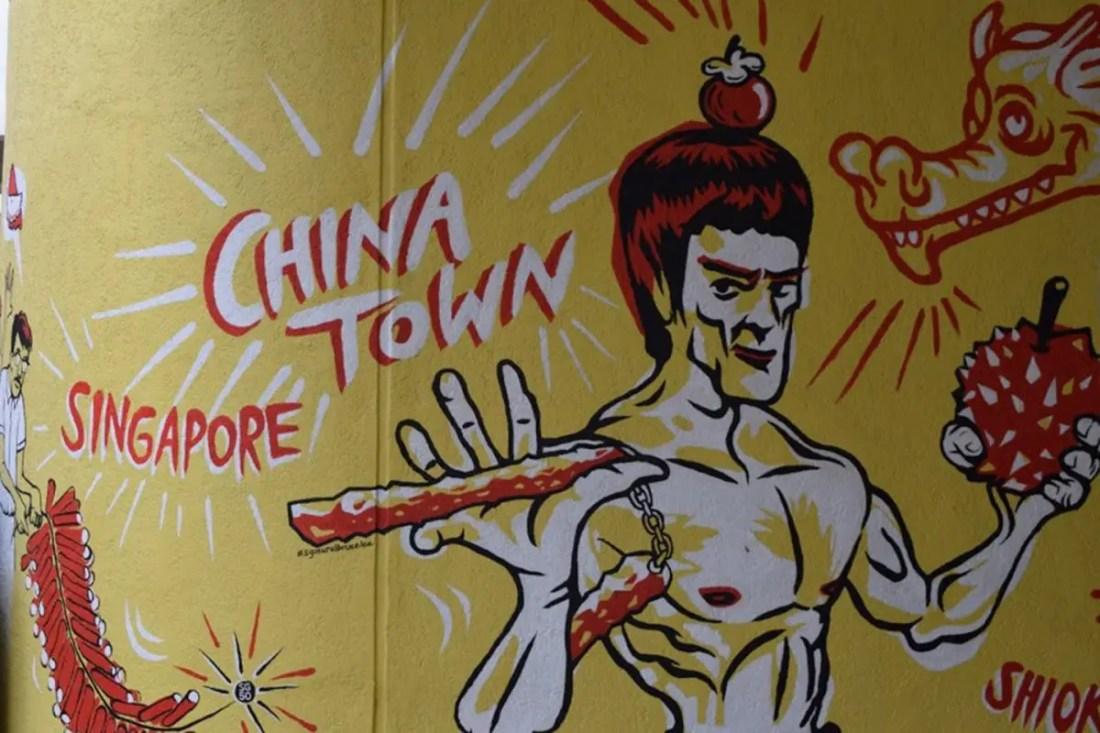 Chinatown-singapur turismo