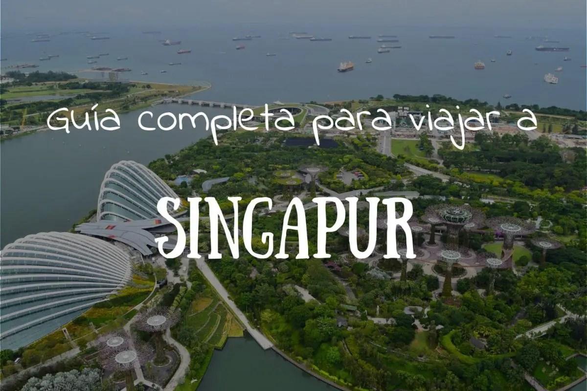 Guía de viajes de Singapur Turismo