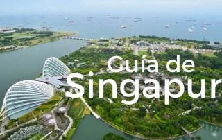 Turismo Singapur. Guía para viajar a Singapur