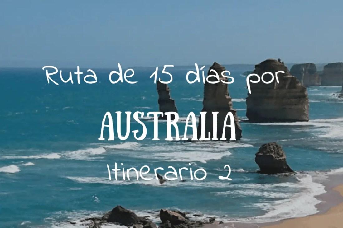 Recorrer Australia en 15 días