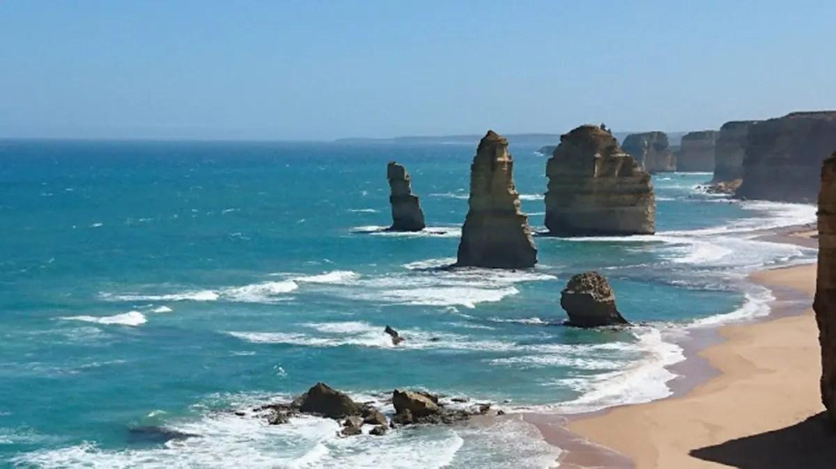 Twelve Apostols Great Ocean road Vistoria