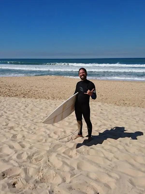 surferos australianos viajar a Australia