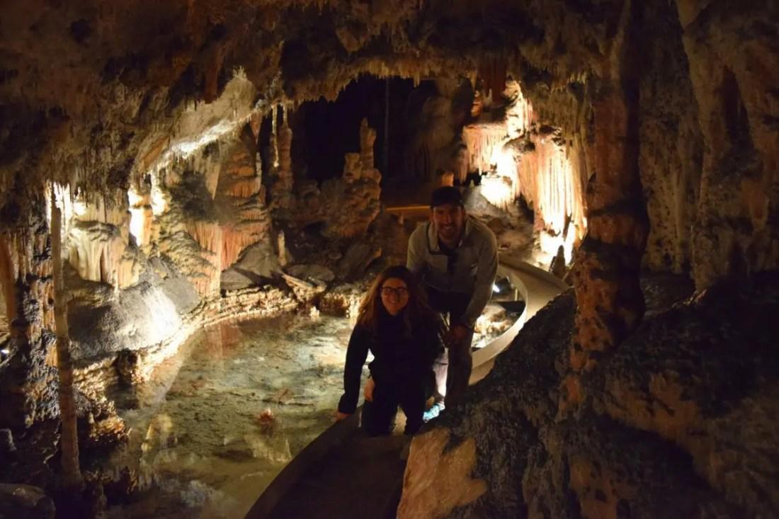 Yarrangobilly Caves Kosciusko National Park Australia rutas por carretera