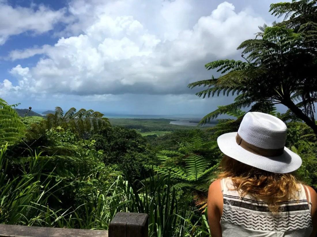 rutas para recorrer Australia en motorhome o en coche: El Norte Tropical de Queensland