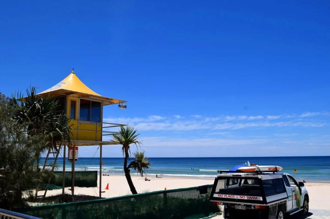 rutas por carretera por australia en motorhome: Gold Coast