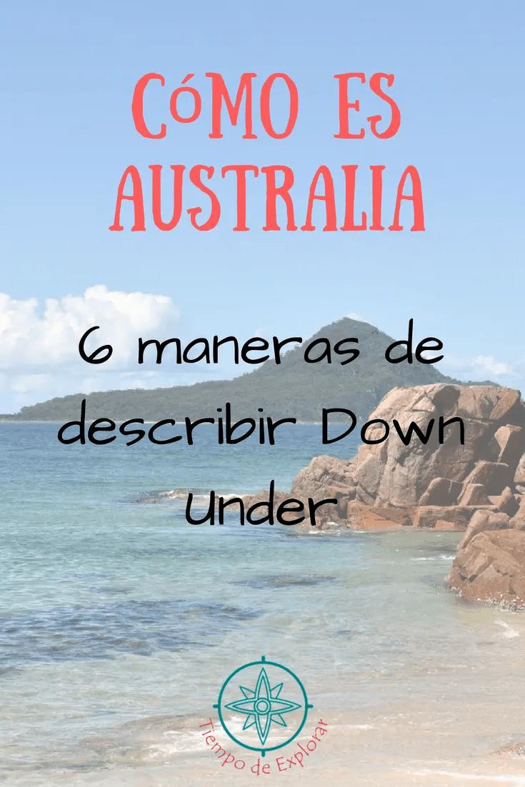 Pinterest. Cómo es Australia