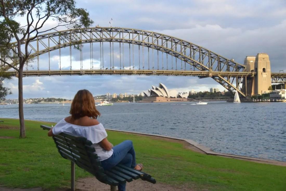 Sydney. Turismo por Australia
