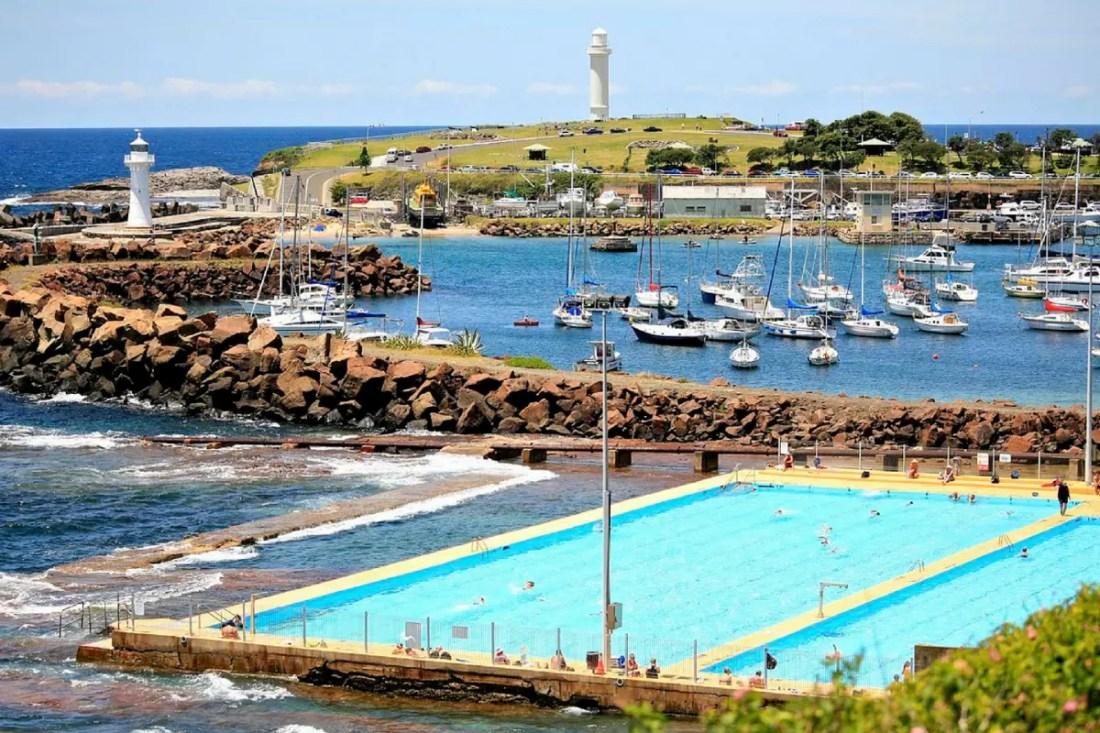 Wollongong Ciudades más importantes de Australia fotos