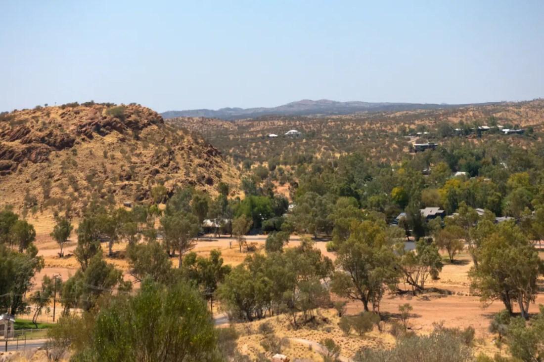 Alice Spring Ciudades más importantes de Australia