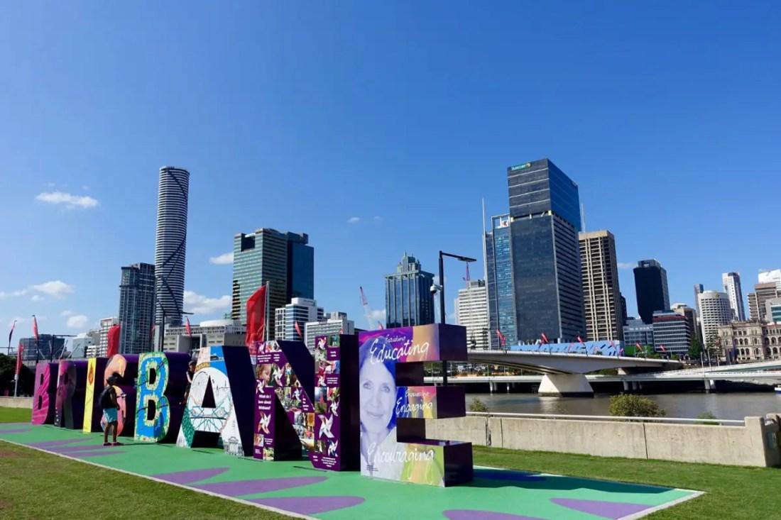 Brisbane Principales Ciudades de Australia