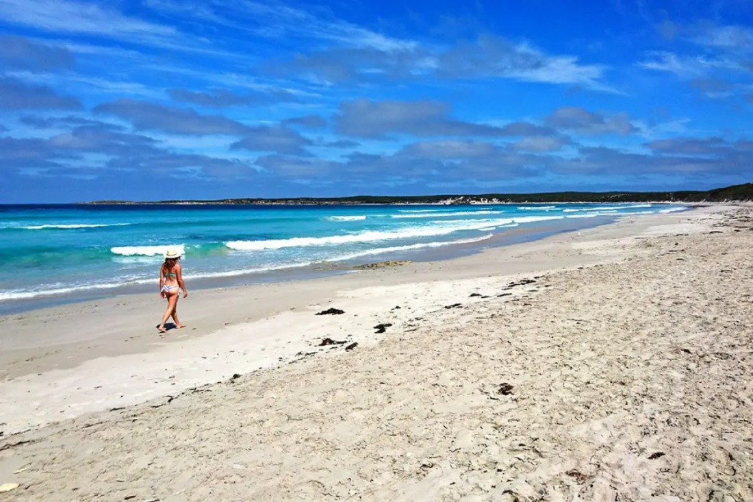Vivonne Bay Kangaroo Island Australia