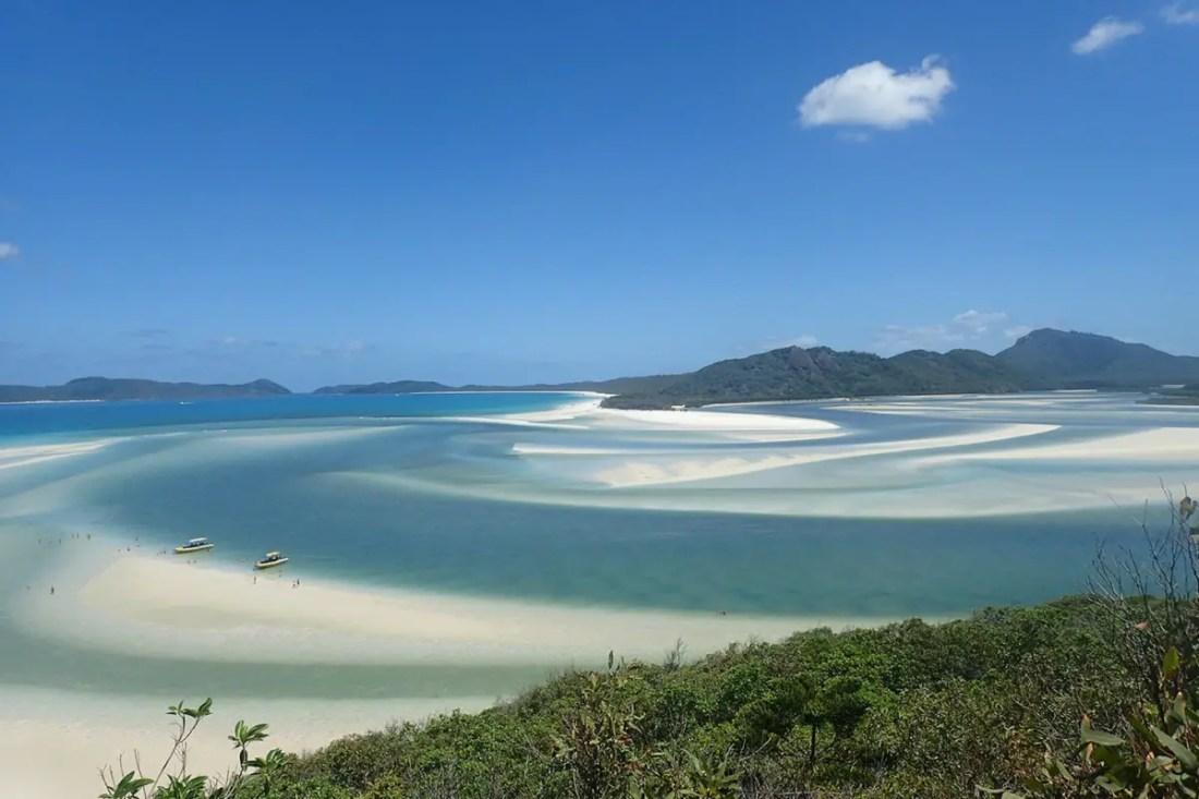 Whitehaven Beach Whitsundays Australia Playas