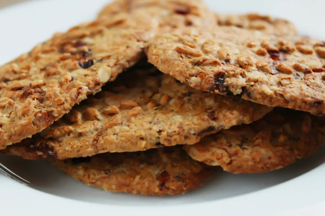 anzac biscuits comida tipica de australia