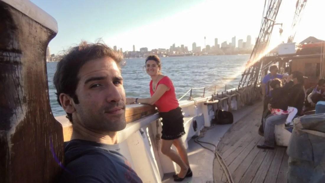 excursiones en sydney australia velero había sydney