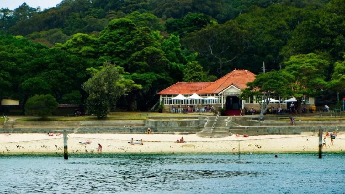 Playas de Sydney Shark Bay