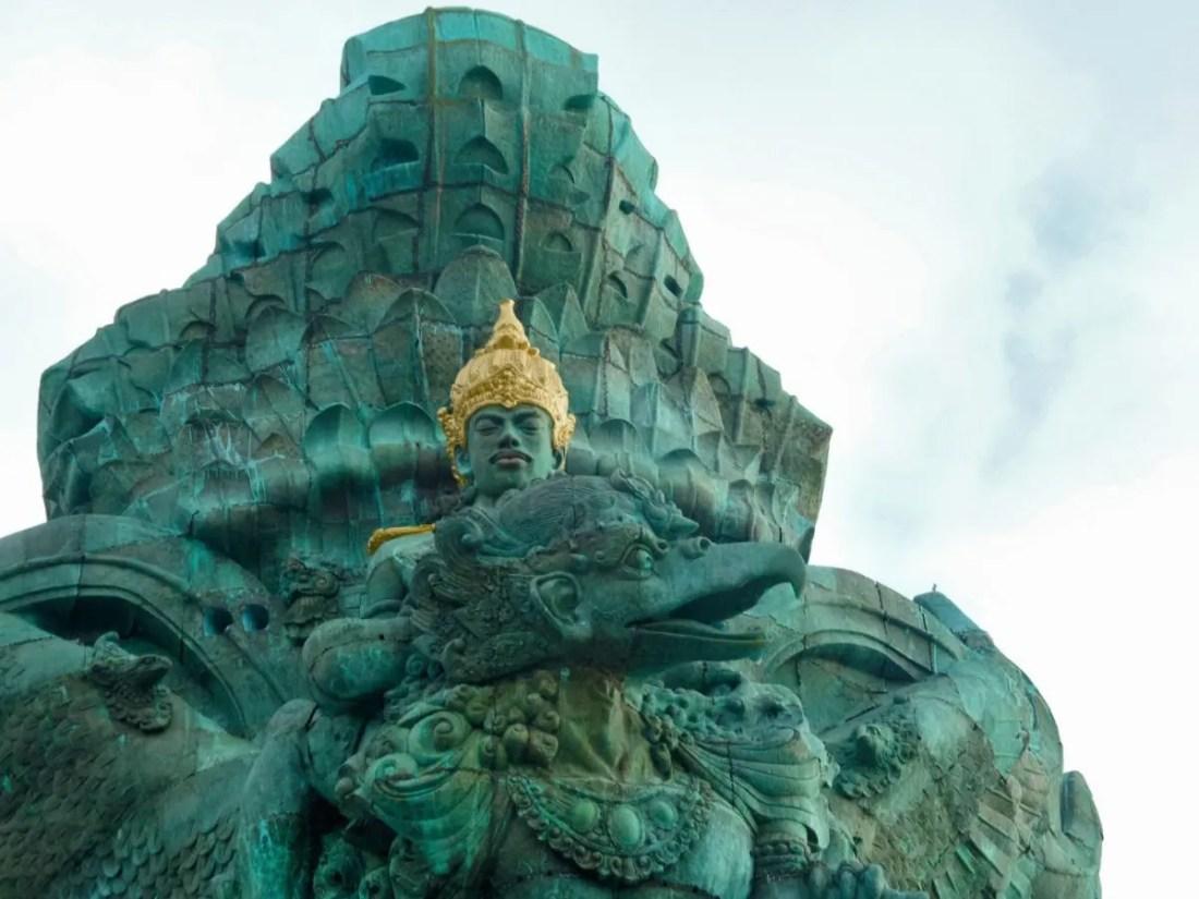 parque cultural Garuda Wisnu KencanaBali