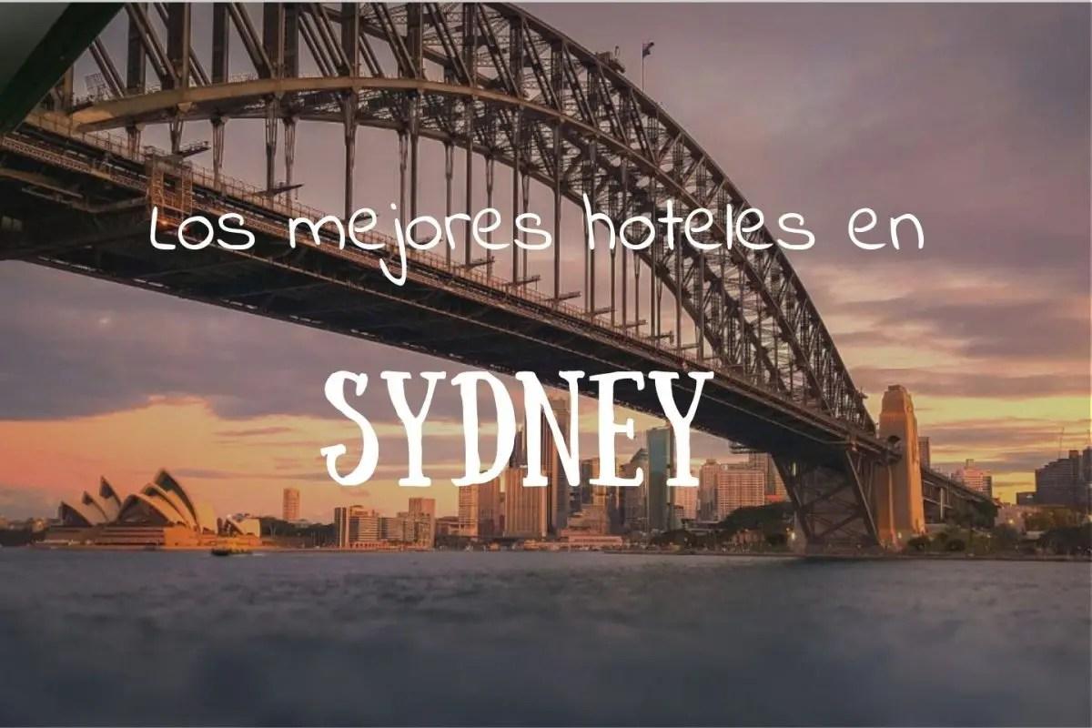 Hoteles en Sydney Australia