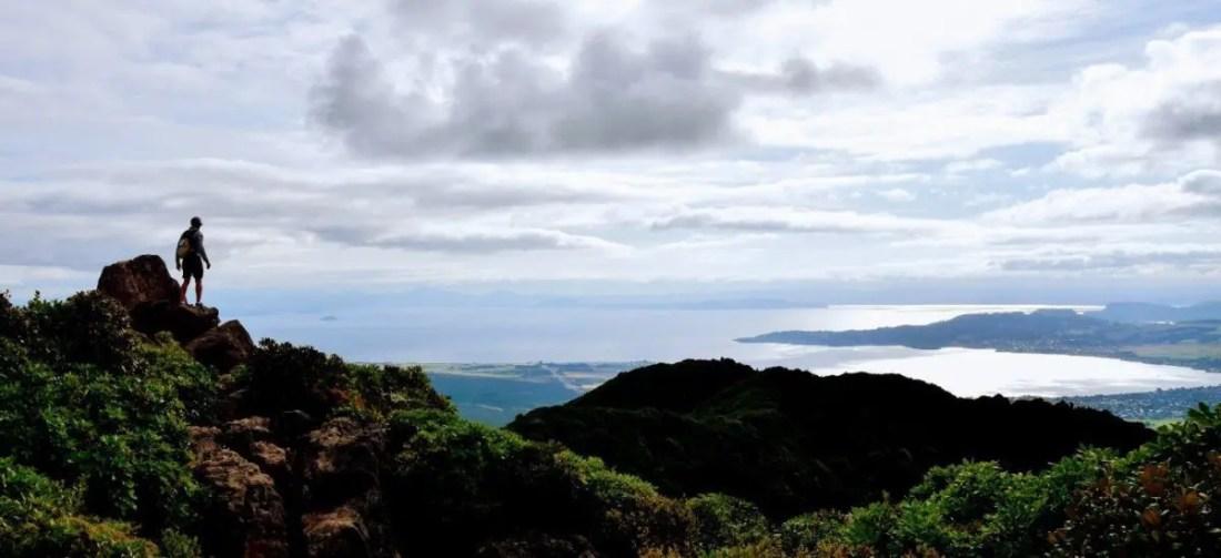 Mount Tauhara senderos isla norte nueva zelanda