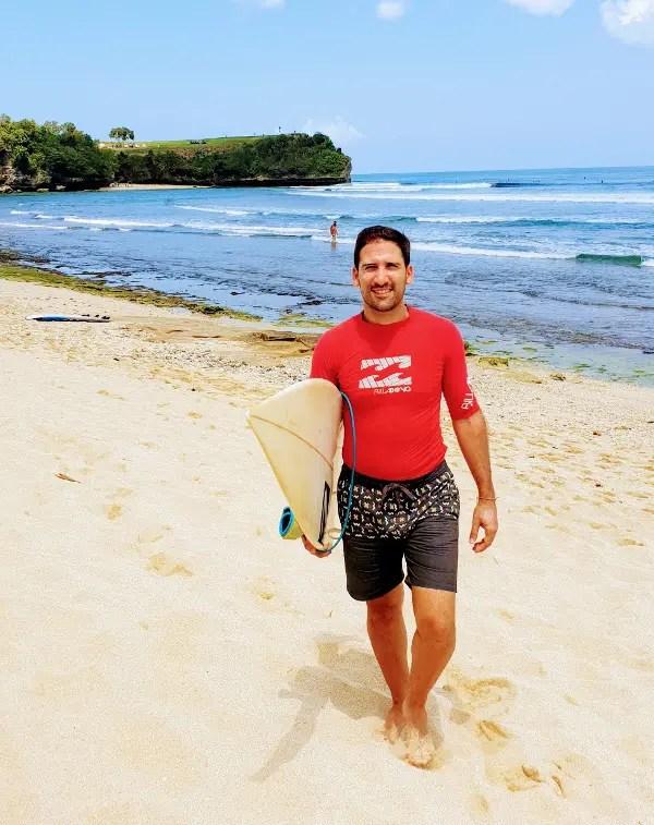 Balagan Surf Bali Ruta de 10 días