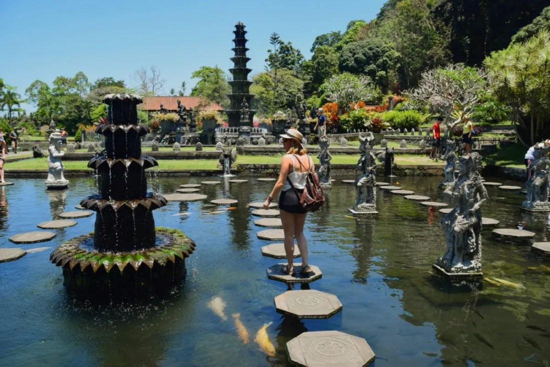 Templo Tirta Gangga Bali