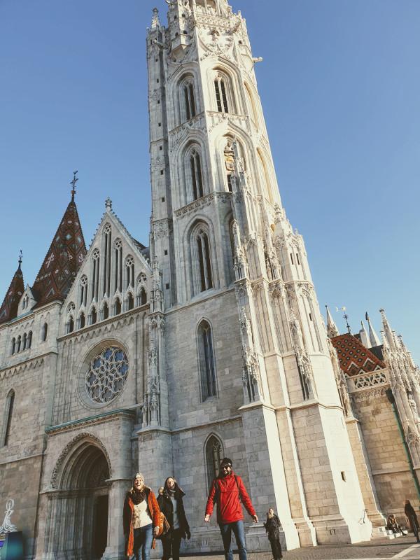 Iglesia de Matías de Budapest