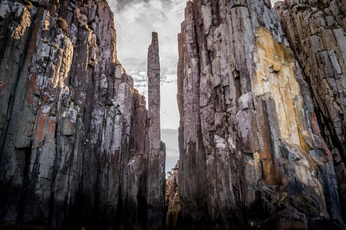 Cape Pillar Tasmania Australia