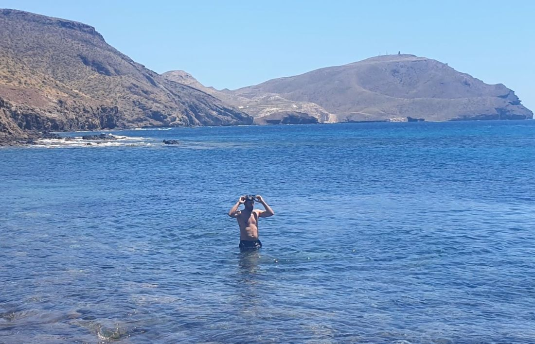 Snorkel Cabo de Gata Almería