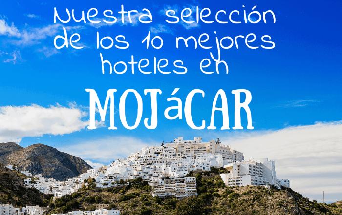 Mejores hoteles en Mojácar