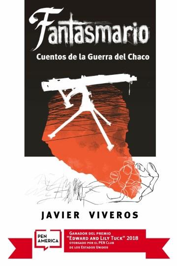 Fantasmario, portada de la edición digital por Tiempo Ediciones & Contenidos.