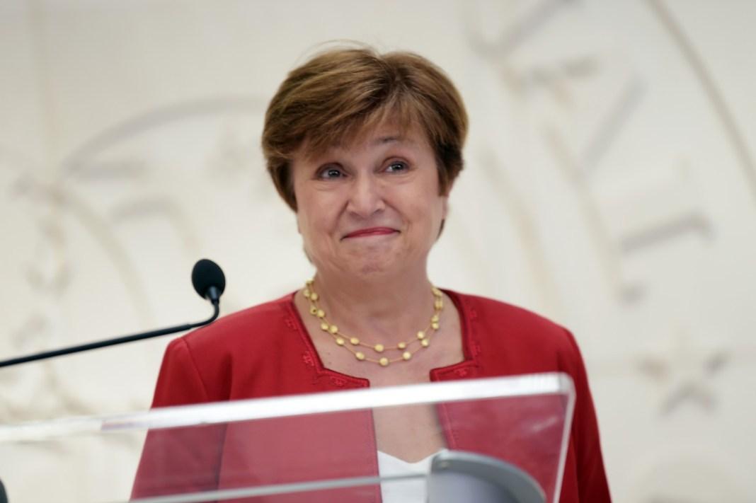 Kristalina Georgieva,
